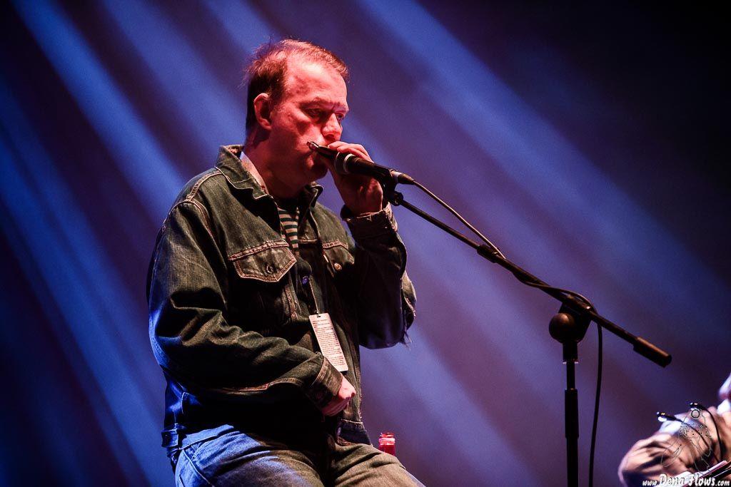 EDWYN COLLINS Bizkaia International Music Experience - BIME 2016, Bilbao Exhibition Centre - BEC, Barakaldo, 28/X/2016 | Edwyn Collins, cantante y armonicista | GALERÍA completa || Full GALLERY: http://denaflows.com/galerias-de-fotos-de-conciertos/n/edwyn-collins/