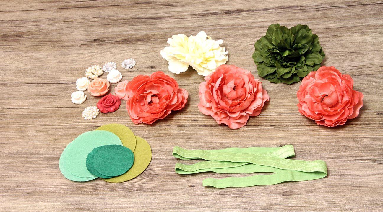 Flower crown diy materials diy jewelry making pinterest flower flower crown diy materials izmirmasajfo