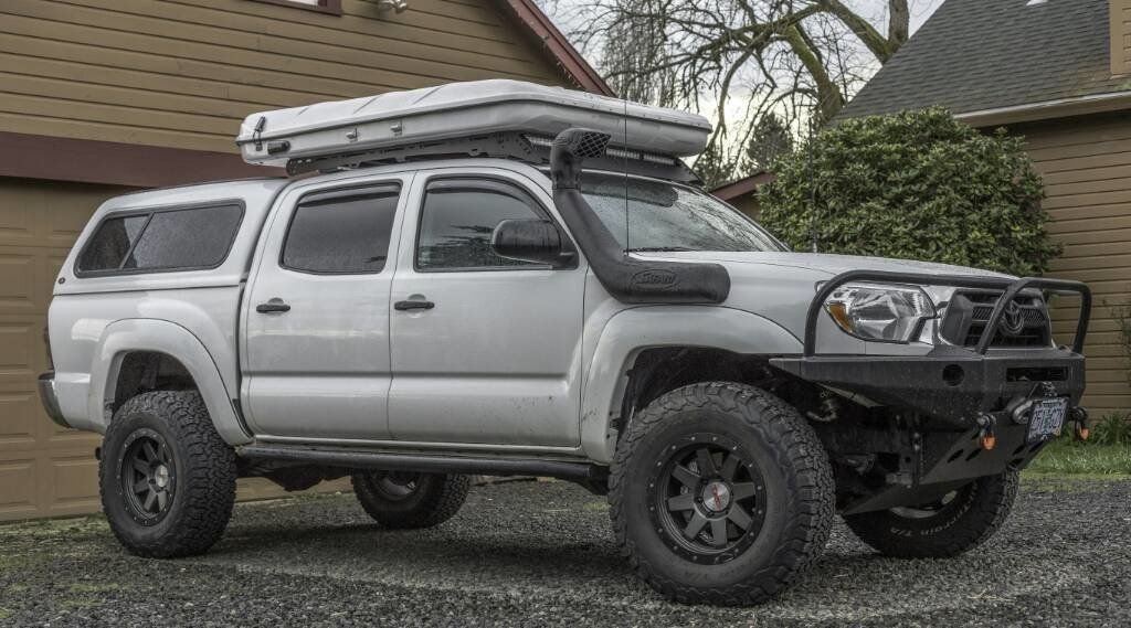 Spixelz 2015 DCSB build and adventures Toyota