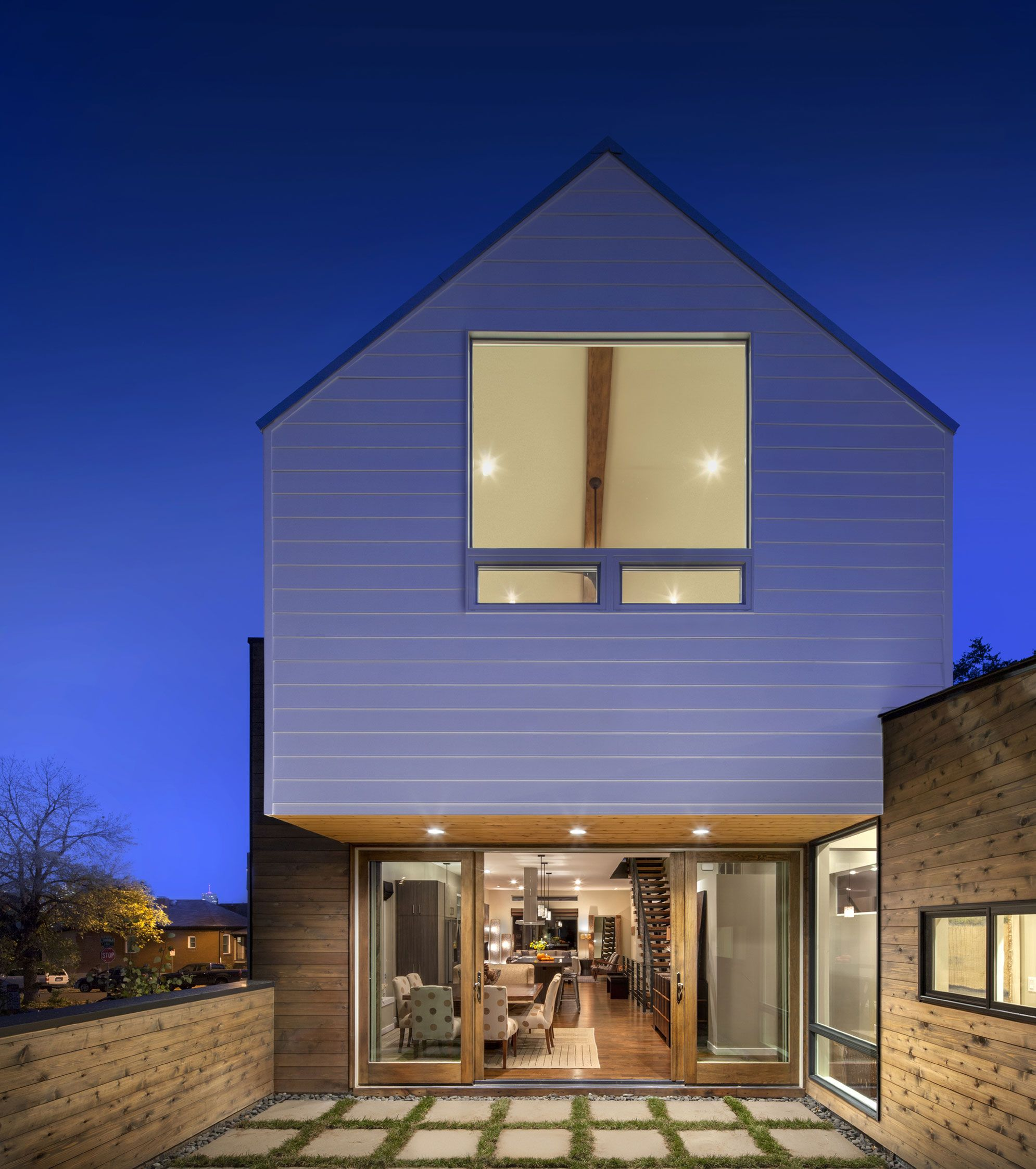 33rd Street House By Meridian 105 Architecture Architecture House Street House House