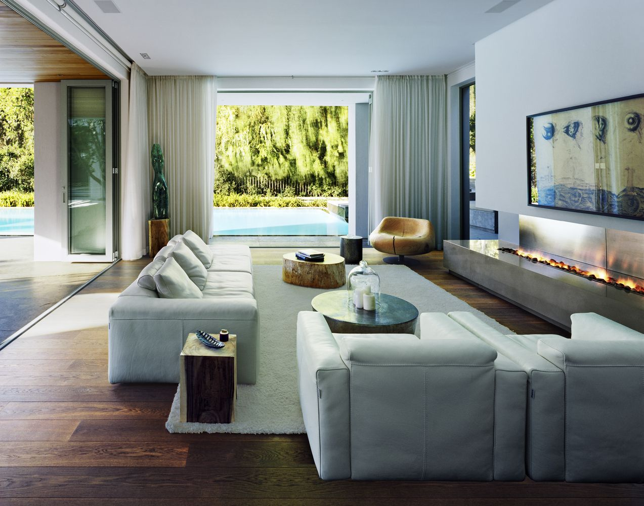 Gallery of white house arrcc also indoor outdoor living rh pinterest