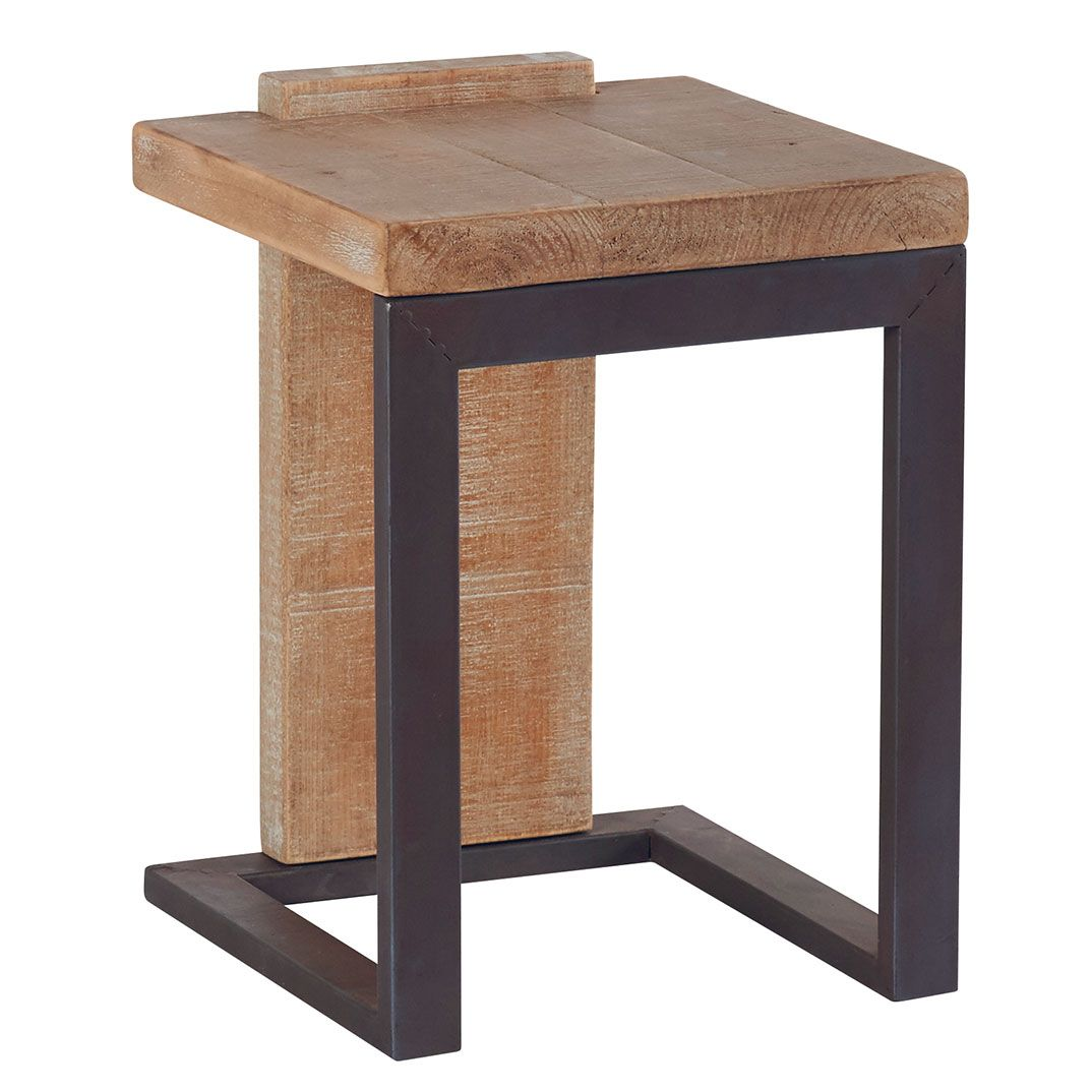 Tabouret En Sapin Massif Collection Westmount Chaises  # Banc En Pin Massif Cocktail Scandinave