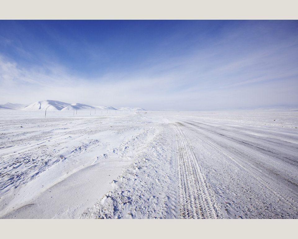 Fototapete Ice Road 470050 Kaufen