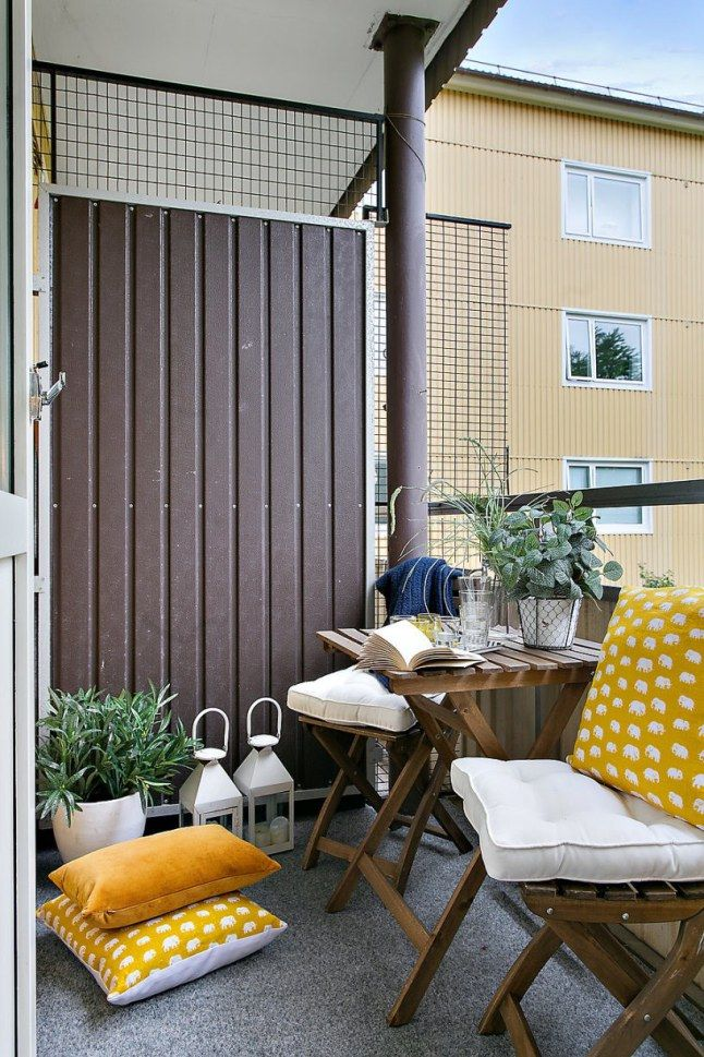 25 inspirations pour am nager une petite surface en ville. Black Bedroom Furniture Sets. Home Design Ideas