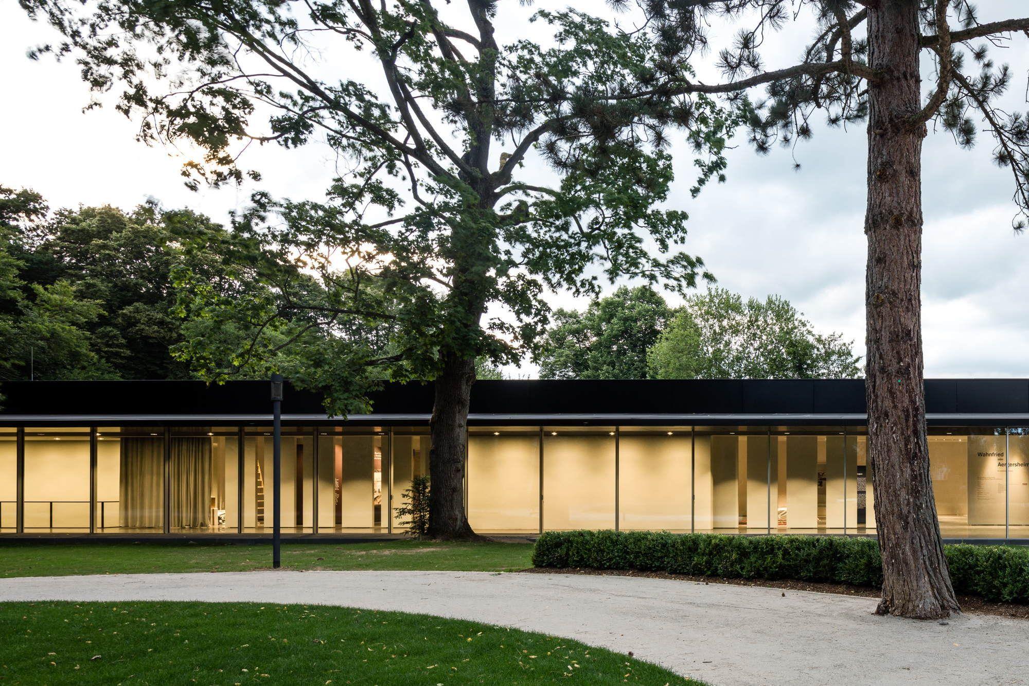 Architekten Bayreuth staab architekten und hg merz wagner museum in bayreuth erweitert
