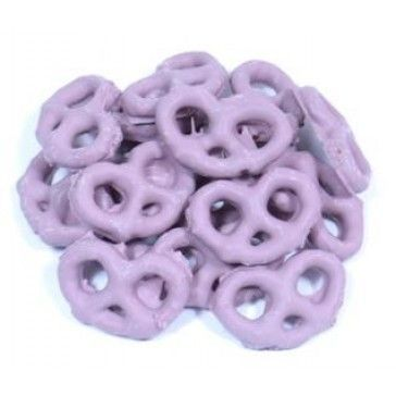 Purple Yogurt Pretzels (Raspberry)-#Pretzels