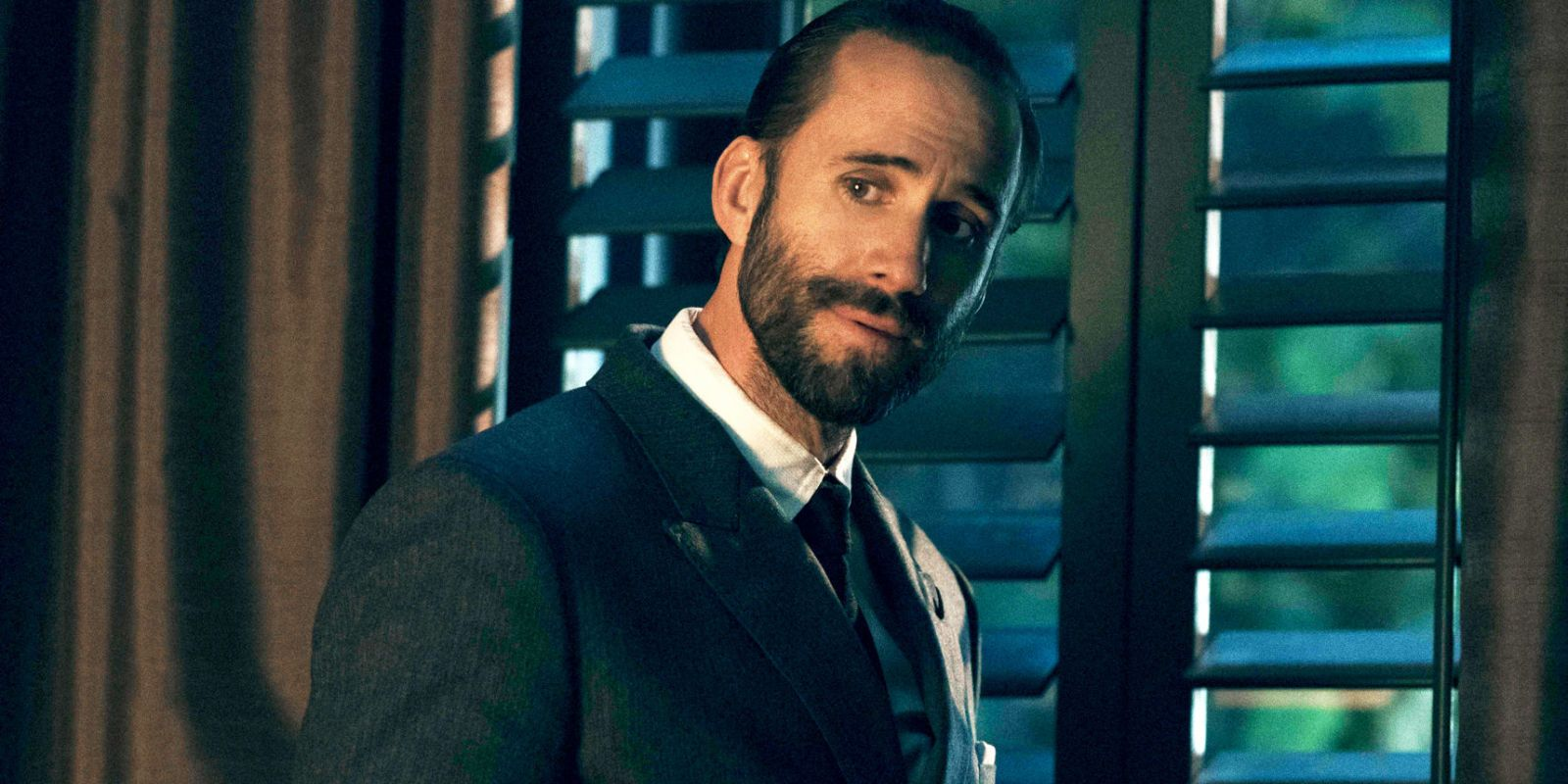 Yes Joseph Fiennes Did Base His Handmaid S Tale Character On Real Life Politicians Joseph Fiennes Joseph Actors