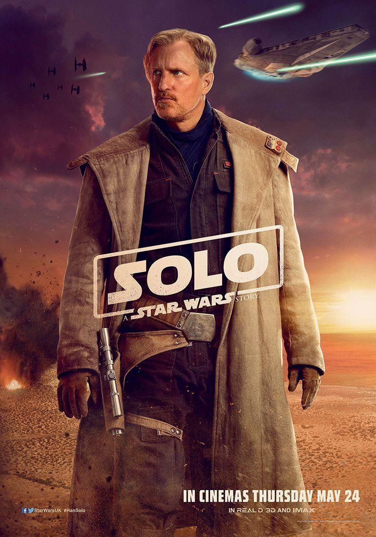 Solo: A Star Wars Story - Woody Harrelson as Tobias Beckett | Star ...