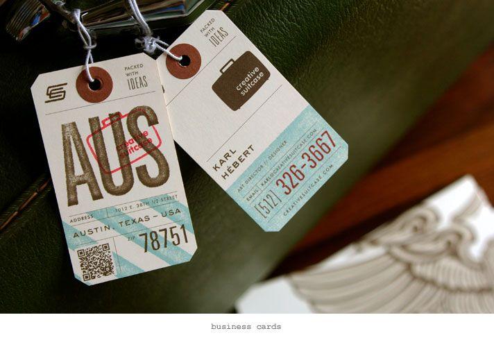 creative suitcase / karl hebert