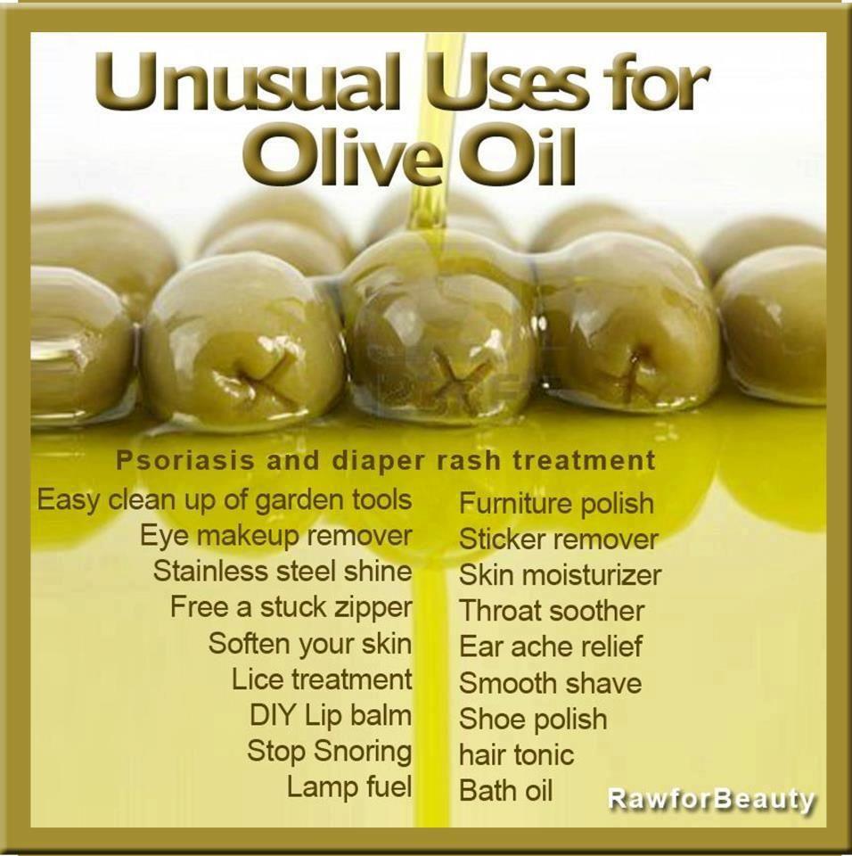 Uses for Olive Oil......................https//www.etsy