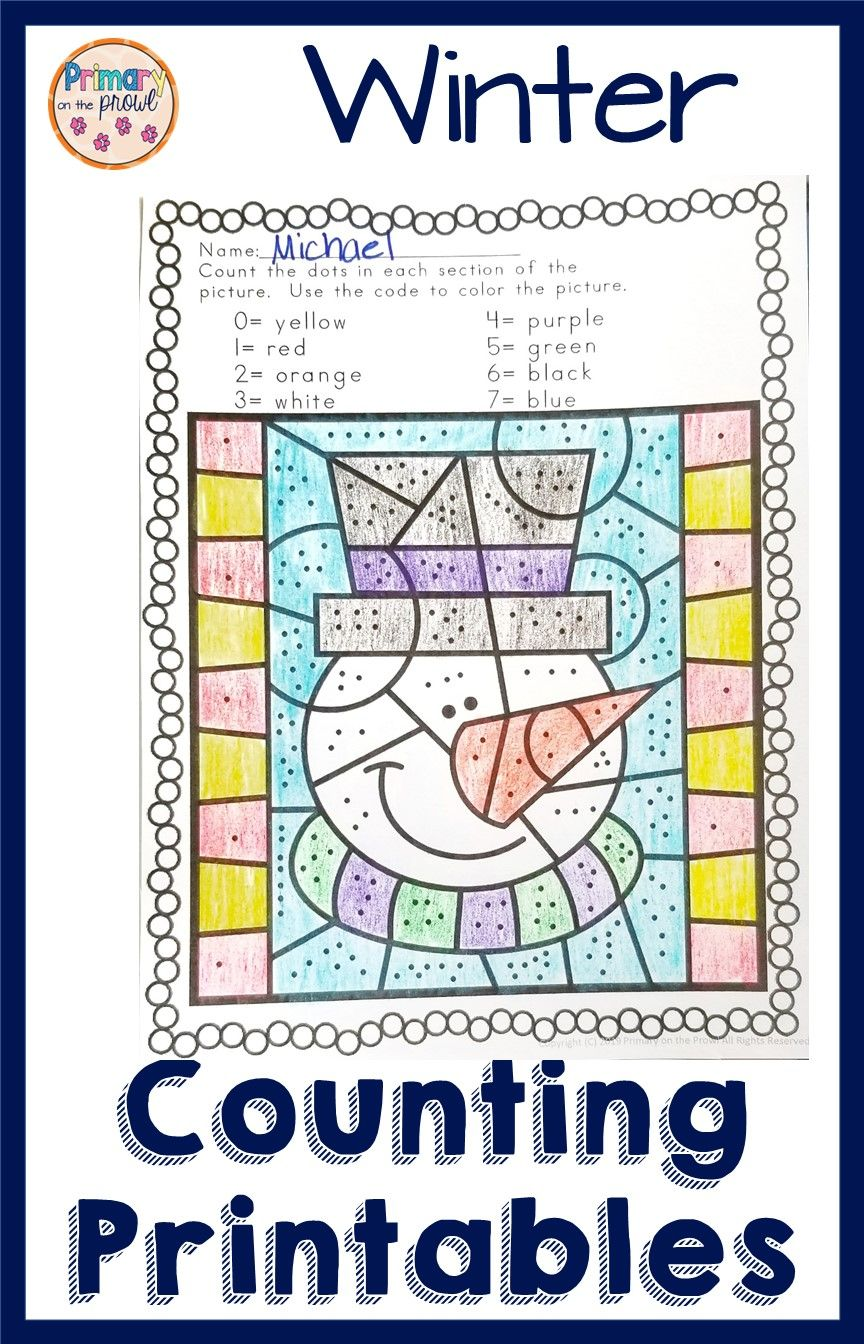 Counting Through 10 Counting Worksheets February Lessons December Lessons [ 1344 x 864 Pixel ]
