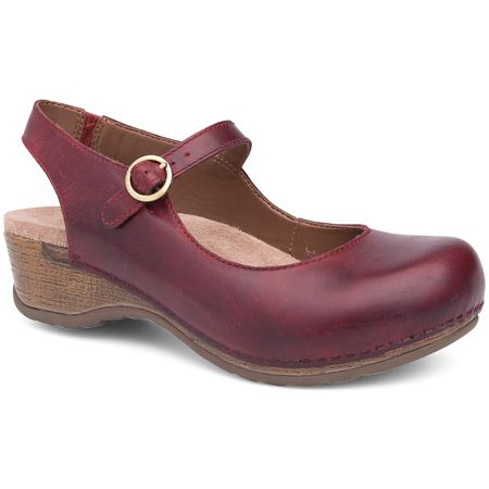 Dansko Maureen Wine Pull Up - Womens | Shoes women heels, Wine shoes, Dress  shoes womens