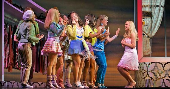 Legally Blonde Play Legally Blonde The Musical Play Wedding