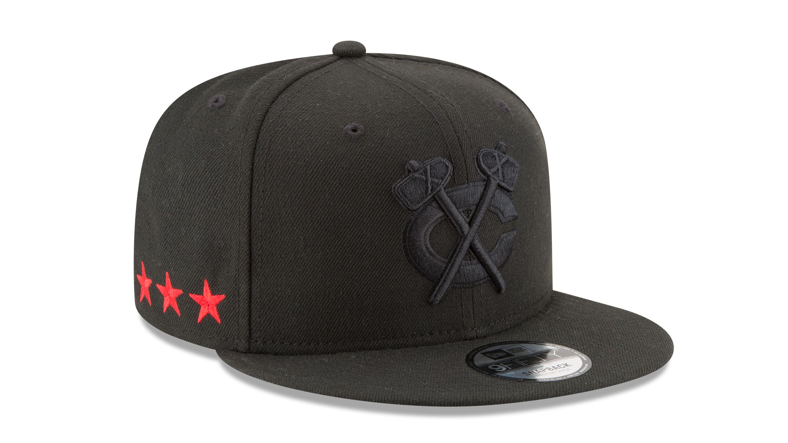 brand new 933fc c1246 Brent Seabrook Collection Black Poly 59 50 Snapback,  35