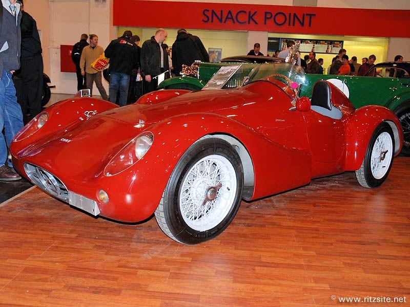 Ermini_1100_Corsa_Morelli_1948. FiatVintage CarsPlanesTrainsGarage