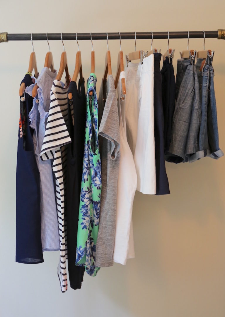 Summer Vacation Packing Guide Part 2: The Outfits - Classy Yet Trendy #summervacationstyle