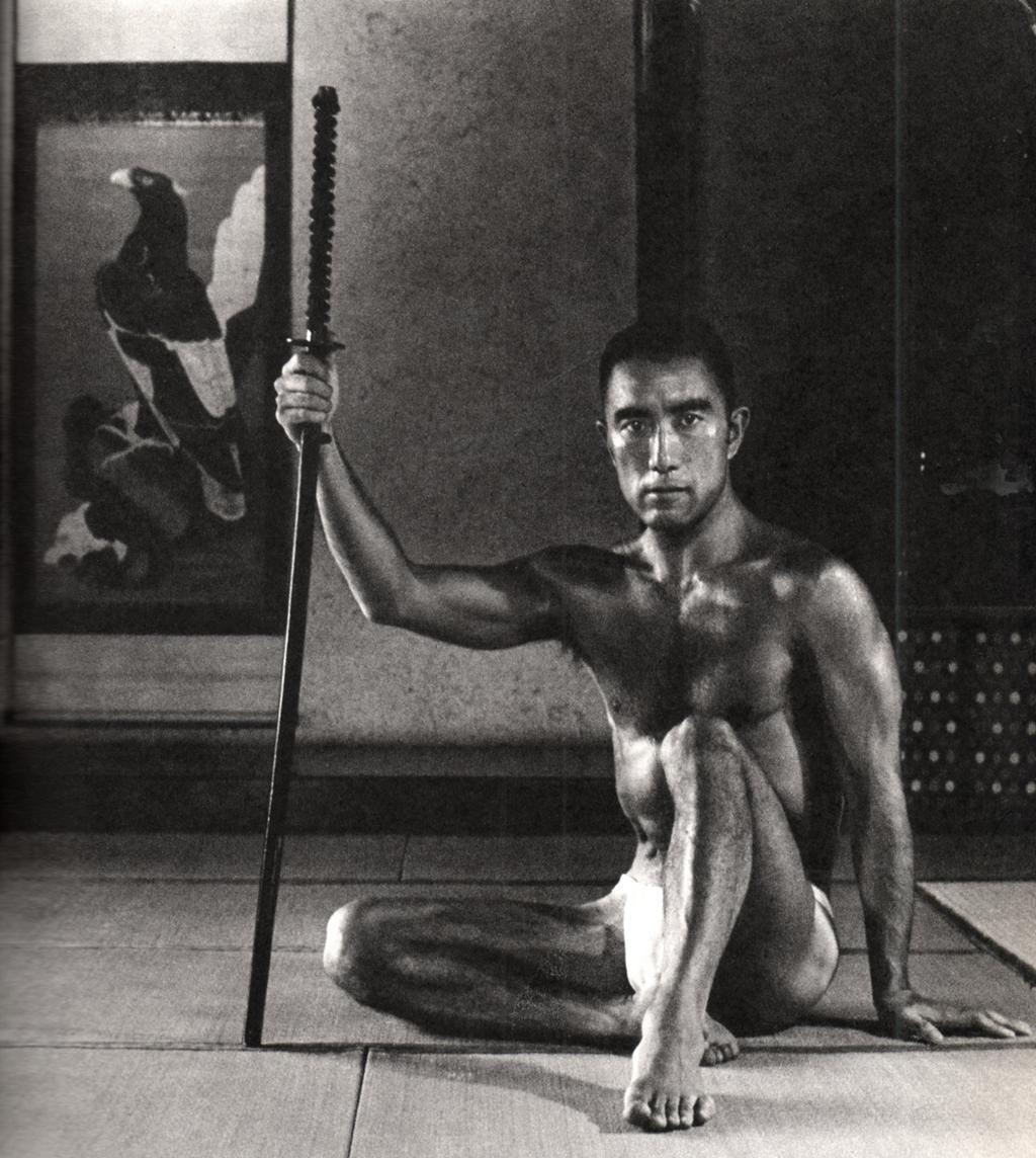 El sacerdote y su amor. Un cuento de Yukio Mishima - http://ow.ly/Q1lC7