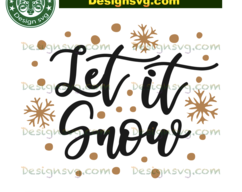 Let it snow, christmas svg, christmas day, snow svg, christmas funny, christmas gifts xmas, christmas day party, winter svg, christmas day p #1weihnachtstaglustig BIBISHOP on Zibbet: #1weihnachtstaglustig