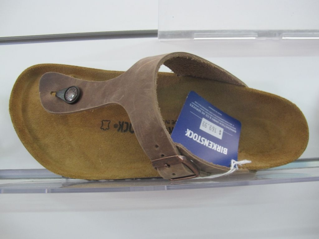 d55444aae I ve had a pair of Birkenstock thongs just like this for ooh - at ...