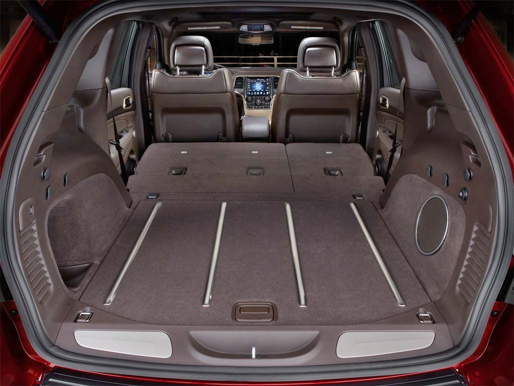 Jeep Grand Cherokee Cargo Space >> 2014 Jeep Grand Cherokee Cargo Space 2014 Jeep Grand