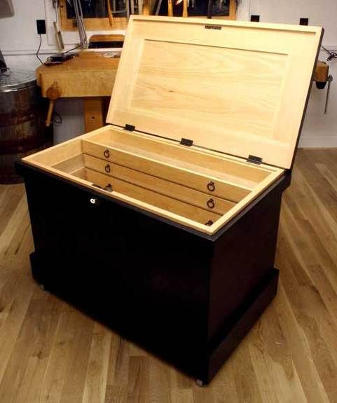 Tool Chest Workbench Anarchist Tool Chest Plans