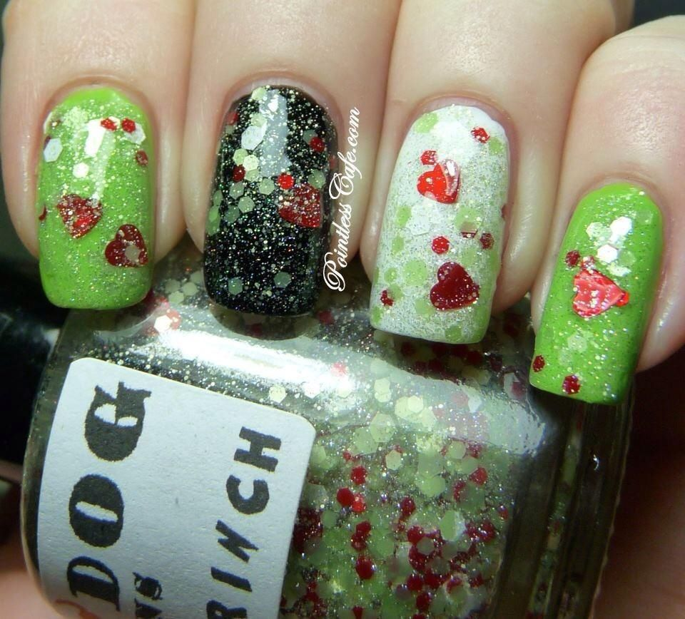 Pin by Sandra Sanabria on NAILS ( Color & Glamour ) | Pinterest
