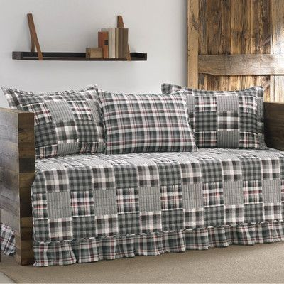 Eddie Bauer Mt Hood 5-Piece Quilted Daybed Set Products - Daybed Images