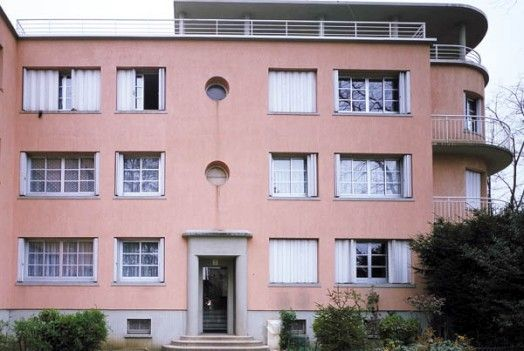 cit jardin de la butte rouge 1931 architectes bassompierre de rutt arfvidson archi. Black Bedroom Furniture Sets. Home Design Ideas