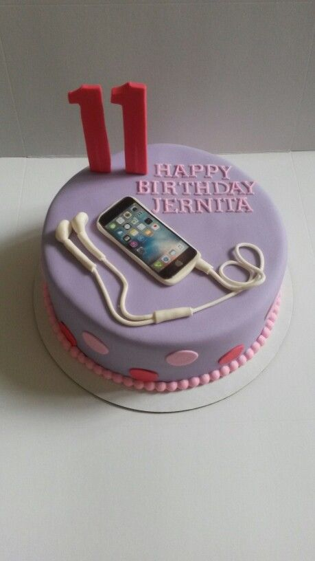 Pleasing Iphone Cake Cake Designs Birthday Cool Birthday Cakes Iphone Cake Funny Birthday Cards Online Aeocydamsfinfo
