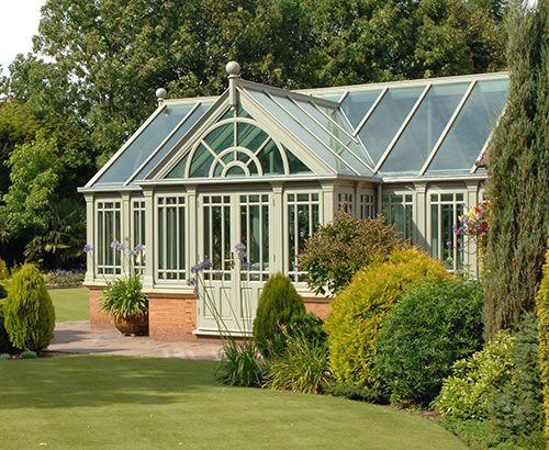 Breckenridge victorian conservatory gardening for Victorian sunroom