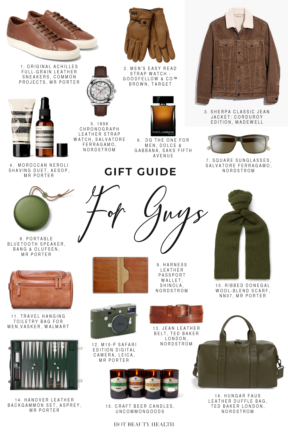 Gifts For Him This Christmas This Guide Is Filled With Easy Gift Ideas For Husband B Christmas Gifts For Brother Gifts For Brother Christmas Gifts For Adults