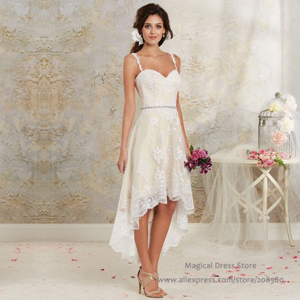 50 Short Ivory Lace Wedding Dress Dresses For Plus Size Check More At