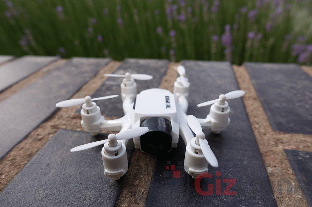 Novedad: FQ777 Spider 126: Review y opinión final de un pequeño y divertido dron