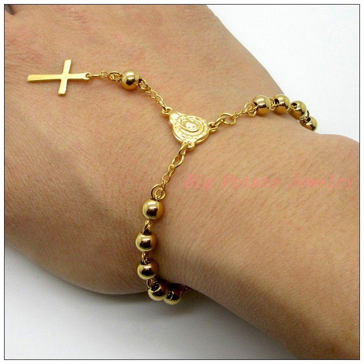 Popular Buddha Bead Unisex Bangle Gift Jewelry Bracelet