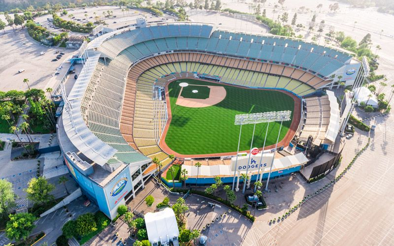 This Map Of Bars Near Dodger Stadium Is Here For You In Your Time Of Need In 2020 Los Angeles Dodgers Los Angeles Dodgers Stadium Dodger Stadium