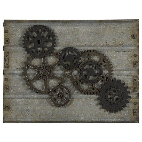 Best Cooper Classics 40955 Gear Wall Hanging In Corrugated 400 x 300