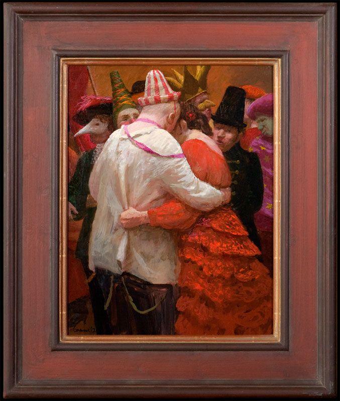 Kenne Gregoire Schilderij Schilder Inspirerend