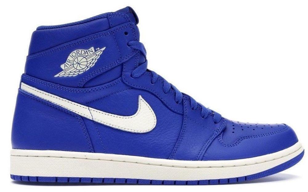 b777c12805d7f3 fashion 2018 Nike Air Jordan 1 Retro High OG Hyper Royal Blue lot 555088-401