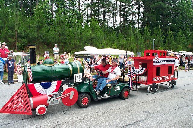 Golf Cart July 4th 1 Golf Carts Best Golf Cart Christmas Golf