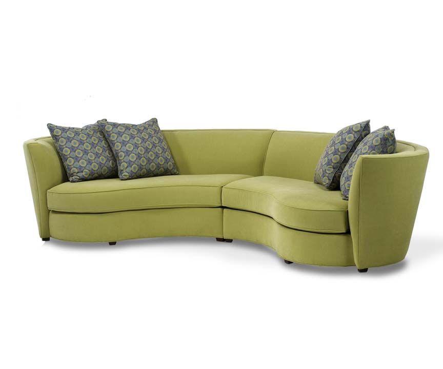 Modern Ives Sarok Garnitura Kanape Foto 3 Curved Sofa Modern