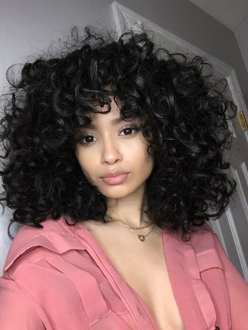 Pin by Dupont Ness on Curly hair   Curly hair styles naturally ...