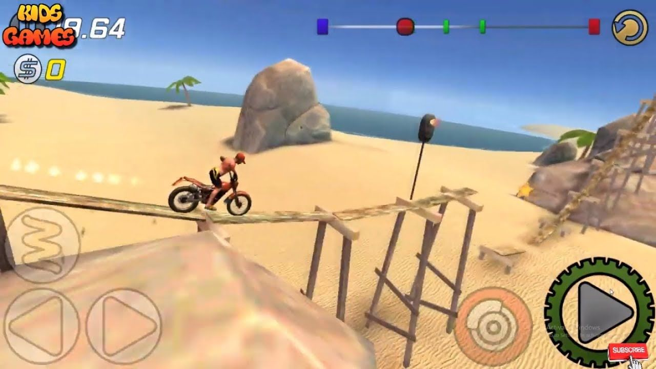 Dirt Xtreme 3 Bike Racing Game 2019 Trial Xtreme