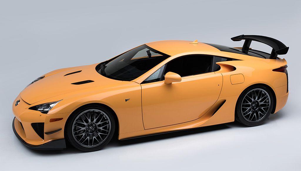 2012 Lexus Lfa Nurburgring Edition Supercar For Sale Specs