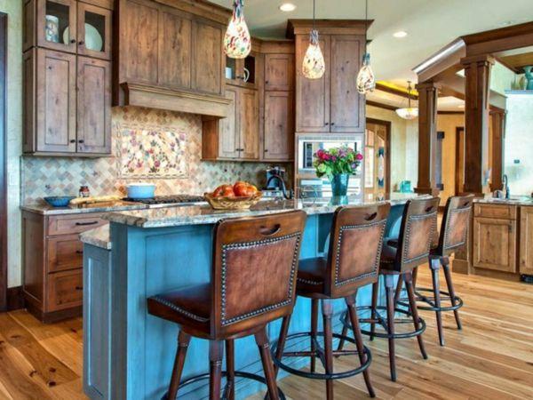 Ausgefallene Pendelleuchten 90 moderne küchen mit kochinsel ausgestattet küche mit kochinsel