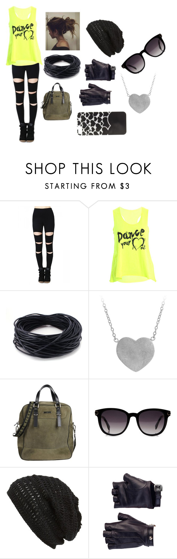 """""""Untitled #193"""" by artlove1997 ❤ liked on Polyvore featuring Gia-Mia, ADORNIA, Richmond, Fendi, King & Fifth Supply Co. and Les Cinq"""