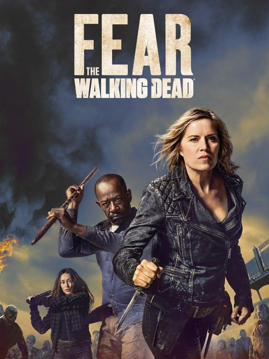 Fear The Walking Dead Temporada 4 [DVD] #Walking, #Fear, #Dead, #DVD ...