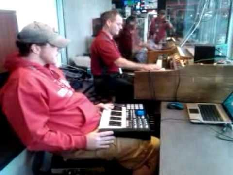 Twisting by They Might Be Giants on Reds organ - YouTube