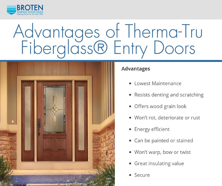Advantages Of Therma Tru Fiberglass Entry Doors Therma Tru Entry