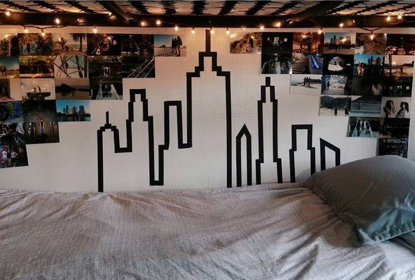 The 10 Coolest Dorm Rooms On Instagram #cutedormrooms