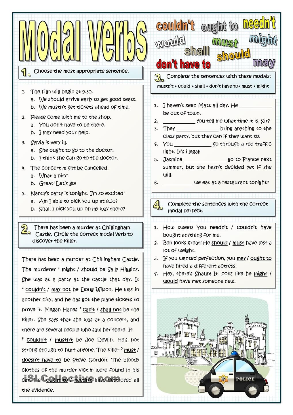 use of could and would in english grammar pdf